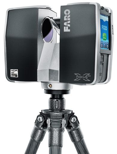 FARO Focus3D X 130 HDR