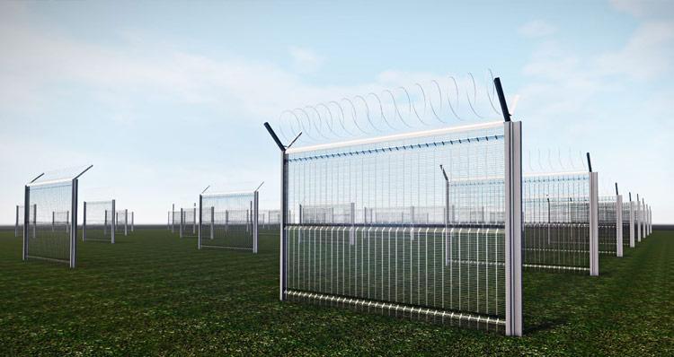 Betafence Revit content  Perimeter Security Solutions