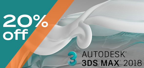 20% Off 3DS MAX Training offer Durban