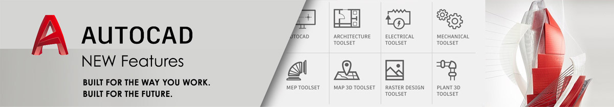 Autocad New Features