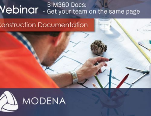 BIM360 Docs Get your team on the same page