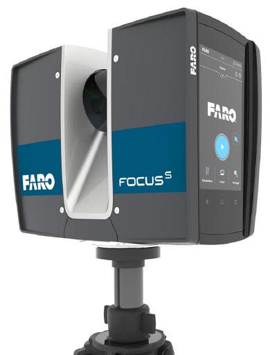 FARO FocusS 350