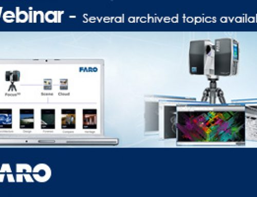FARO archived webinars
