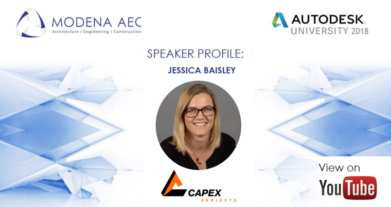 Jessica Baisley - AU Africa 2018 speaker