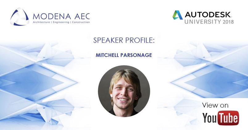 AU Africa 2018 Mitchell Parsonage
