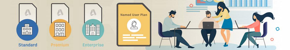 Named User plans