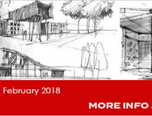 PIA Architectural Design Concept Drawing course 23 February 2018