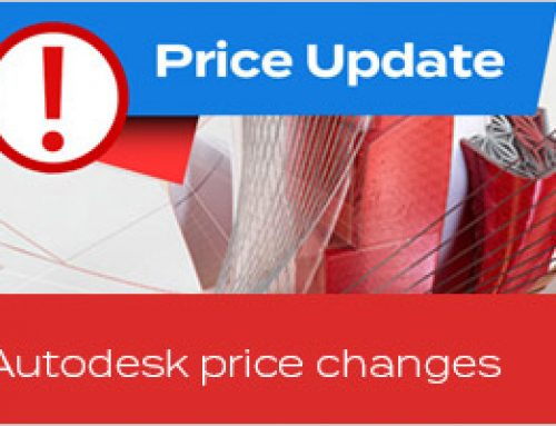 Autodesk price change order now