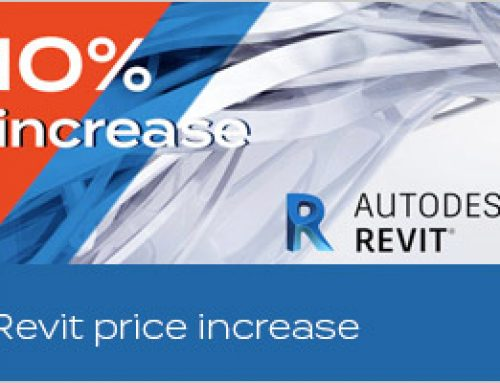 Autodesk Revit price increase