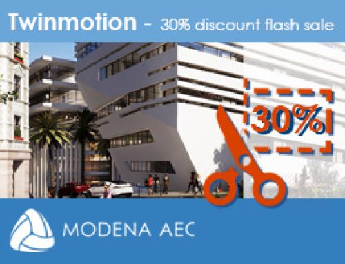 TwinMotion 2018 FLASH SALE