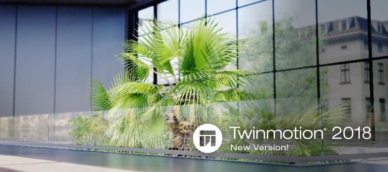 Twinmotion Visualization & Immersion