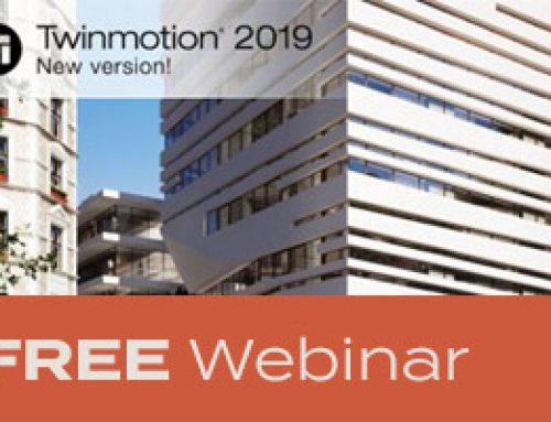 Twinmotion Free Webinar
